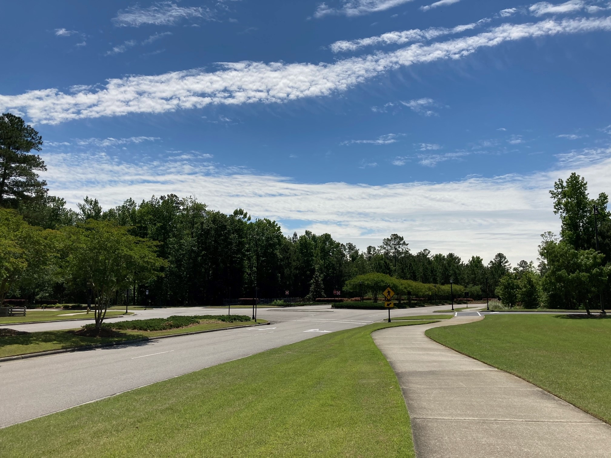 Construction on Brunswick Forest Roundabout Begins in September
