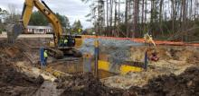 Installing New Wet Well