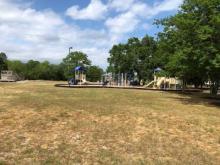 Current Park Playground Area